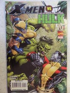 X-Men vs. Hulk #1 (2009)
