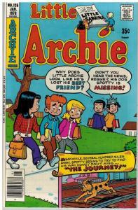 LITTLE ARCHIE (1956-1983)126 VF Jan. 1978