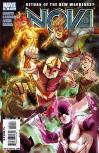 Nova (4th Series) #20 VF/NM; Marvel | save on shipping - details inside