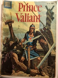 Prince Valiant #650, A Four Color, a reader and oldie..