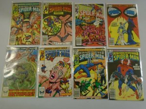 Spectacular Spider-Man lot 48 different from #67-124 6.0 FN (1982-87 1st Series)