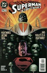 Action Comics (1938 series) #754, NM (Stock photo)