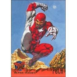1995 Fleer Ultra X-Men PUCK #56