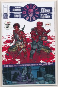 DIE! DIE! DIE! #1 Comic IMAGE NM