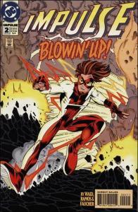 DC IMPULSE (1995 Series) #2 NM