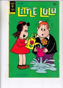 Little Lulu #210 (Jul-74) FN- Mid-Grade Little Lulu