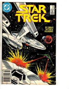 10 Star Trek DC Comic Books # 41 42 43 44 45 46 47 48 49 50 Captain Kirk JG4