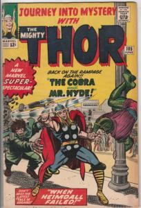 Journey into Mystery #105 (Jun-64) FN+ Mid-High-Grade Thor