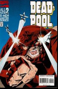 Deadpool #2 - NM - Part 2 of Mini-Series