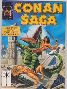 Conan Saga #64