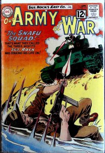 Our Army at War #117 (1962)