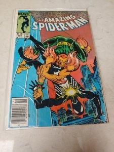 The Amazing Spider-Man #257 (1984)