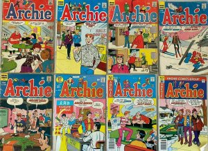Vintage archie comics lot 34 difference