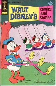 WALT DISNEYS COMICS & STORIES 440 VF-NM  May 1977 COMICS BOOK