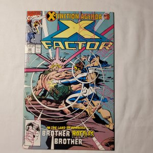 X-Factor 60 Near Mint  Story by Louise Simonson