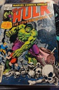The Incredible Hulk #222 (1978)