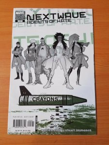Nextwave: Agents of H.A.T.E. #5 Variant ~ NEAR MINT NM ~ (2006, Marvel Comics)