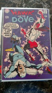 The Hawk and the Dove #6 (July 1969,DC) FN/VF