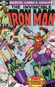 Iron Man (1st Series) #140 FN; Marvel | save on shipping - details inside