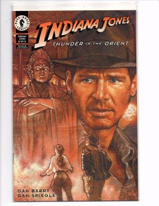 Dark Horse Comics Indiana Jones: Thunder in the Orient #6 Dan Barry Story & Art