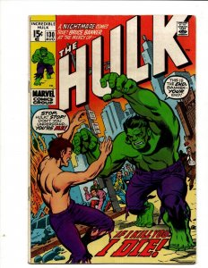 Incredible Hulk # 130 VF Marvel Comic Book Iron Man Captain America Thor BJ1