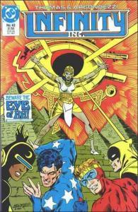 DC INFINITY INC. (1984 Series) #43 VF