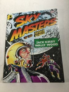 Sky Mansters Of The Space Force 1 Nm Near Mint Magazine