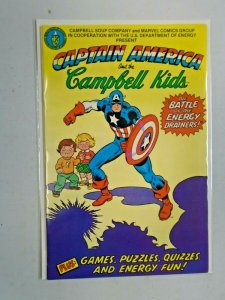Captain America and the Campbell Kids #0 6.0 FN (1980)