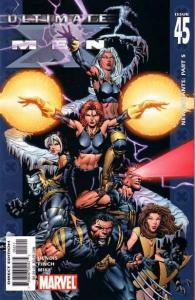 Ultimate X-Men (2001 series) #45, NM- (Stock photo)