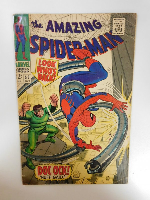 The Amazing Spider-Man #53 (1967)