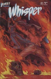 Whisper (Vol. 2) #9 FN; First | save on shipping - details inside