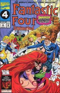 Marvel FANTASTIC FOUR UNLIMITED #2 NM