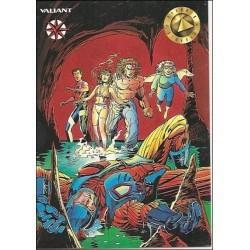 1993 Valiant Era X-O MANOWAR #4 - Card #63