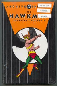 Hawkman DC Archives Vol 2 hardcover- sealed