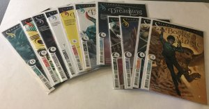 Sandman Universe The Dreaming 4-9 11 Books Of Magic 3-6 House Of Wispers 5-8 Nm