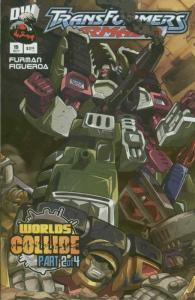 Transformers: Armada #15 VF/NM; Dreamwave | save on shipping - details inside