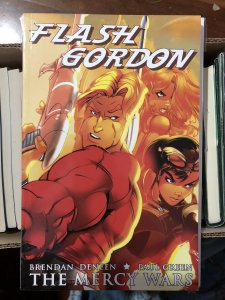 Flash Gordon: The Mercy Wars TPB NM