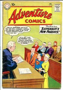 ADVENTURE COMICS #281 1961-SUPERBOY-Weird Drug Story G/VG