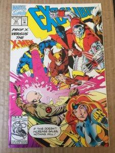 Excalibur (ES) #52 (1993)