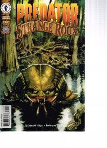 Predator: Strange Roux #1 (1996)