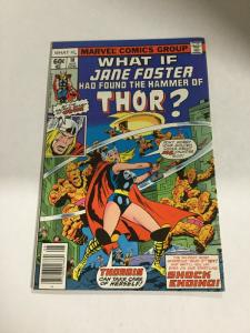 What If? 10 Nm- Near Mint- First Jane Foster As Thor Marvel