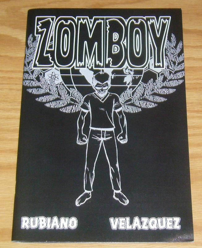 Zomboy: Morsels of Humanity #1A VF/NM; Inkbot | save on shipping - details insid