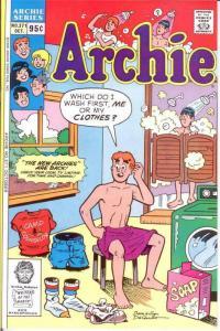 ARCHIE  (1942-     )371 VF-NM October 1989 COMICS BOOK