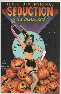 SEDUCTION of the INNOCENT #1, VF, Dave Stevens, Halloween, 1985, No glasses