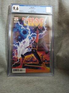 Thor #9 CGC 9.6 Greg Hildebrandt Variant