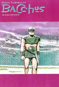 Bacchus (Eddie Campbell's…) #45 VF/NM; Eddie Campbell | save on shipping - detai