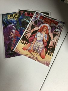 Blossoms 666 2 3 4 Nm Near Mint Lot A Archie Horror