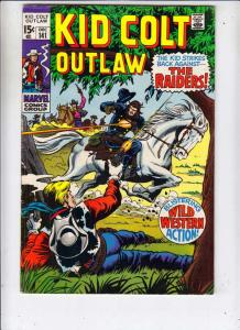 Kid Colt Outlaw #141 (Dec-69) NM/NM- High-Grade Kid Colt