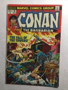 Conan The Barbarian 26 Near Mint- Nm- 9.2 Marvel