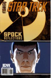 Star Trek: Spock: Reflections #1 VF/NM; IDW | save on shipping - details inside